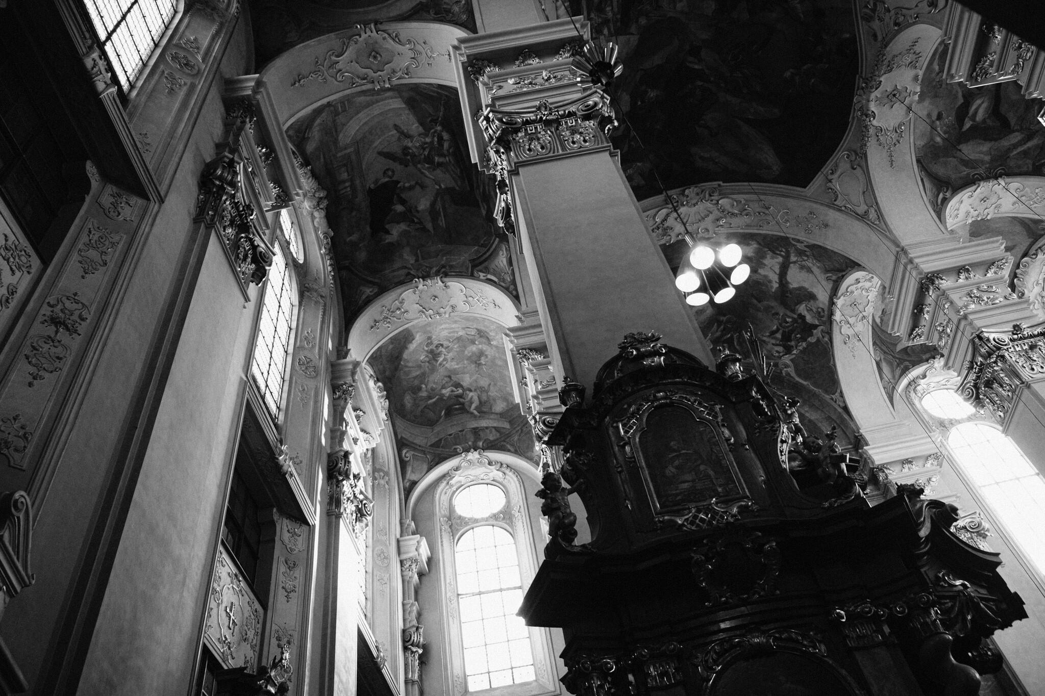 Sv. Jiljí interier 3