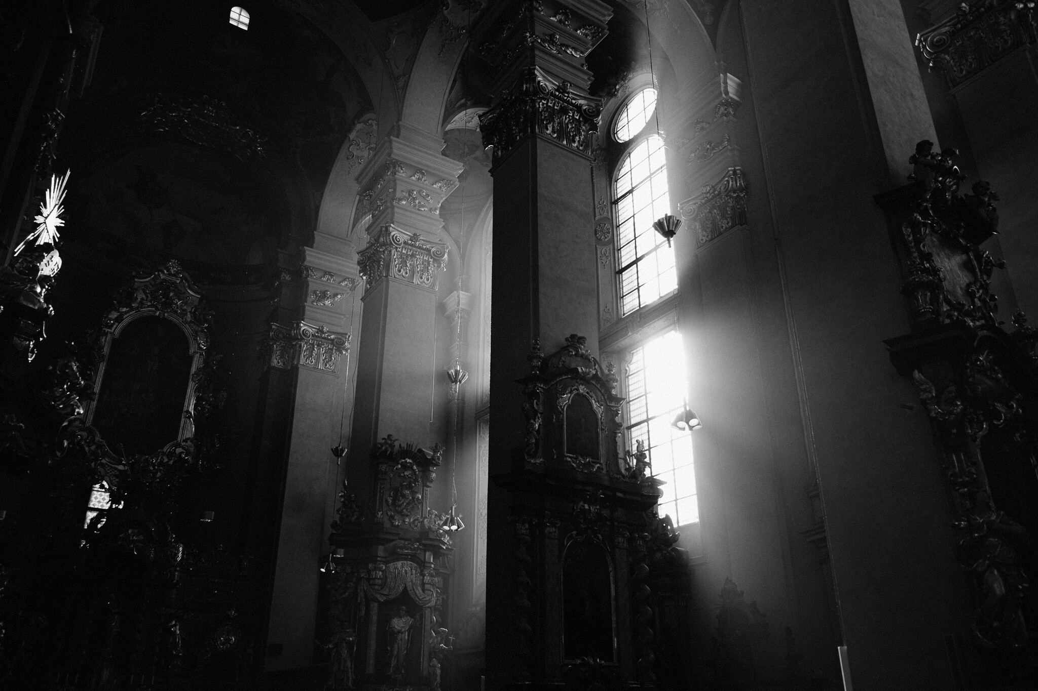 Sv. Jiljí interier 1